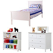 Murphy Bedroom Furniture Package - 3 Piece