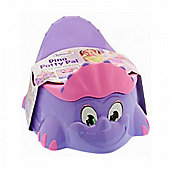 Summer Infant Dino Potty (Pink/Lilac)
