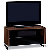 BDI Chocolate Walnut TV Cabinet for TVs up to 50 inch