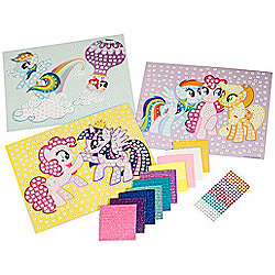 My Little Pony Mosaic Art Set