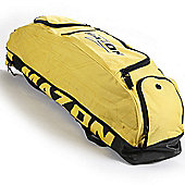 Mazon Fusion Combo Hockey Bag Hockey Stick Holder Carrycase - Yellow