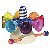 B. Toys Piccolo Carousel Bells