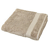 Egyptian Cotton Taupe Bath Sheet