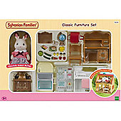 SYLVANIAN Families Classic Furniture Set Dolls 5220