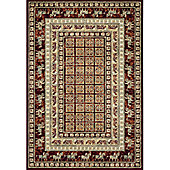 Mastercraft Rugs Noble Art Red Pazyryk Rug - 200cm x 290cm