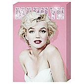 Marilyn Monroe Canvas 40x50cm