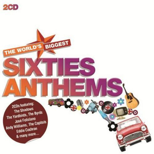 Worlds Biggest Sixties (2CD)