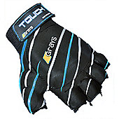 Grays Touch Hockey Gloves - Black & Blue