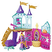 My Little Pony Crystal Empire Playset