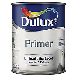Dulux Quick Dry Difficult Surface Primer, 750ml