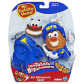 Mr. Potato Head Little Taters Big Adventures Air Adventure Spud Figure