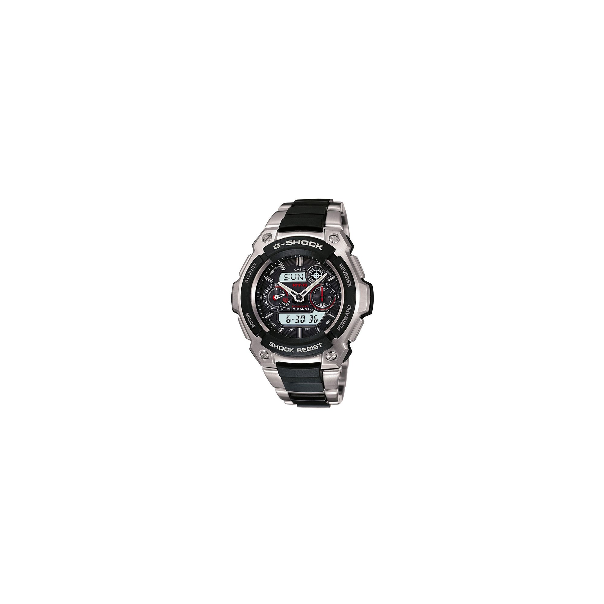 Casio G-Shock Chrono Watch MTG-1500-1AER at Tesco Direct