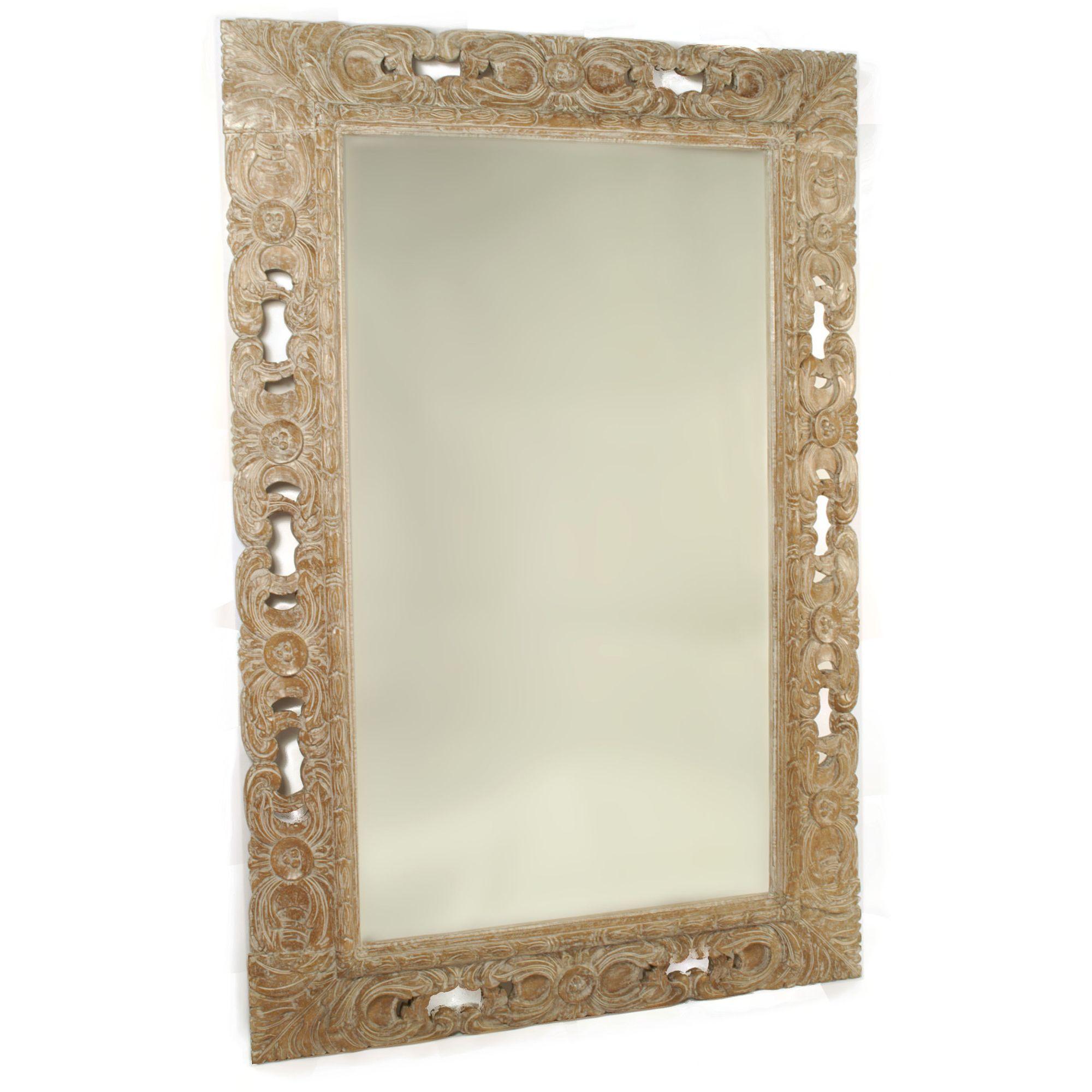 Papa Theo Batavia Extra Large Mirror at Tesco Direct