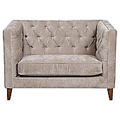 Chartwell Loveseat Chenille Mink