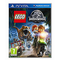 Lego Jurassic World Game PS Vita