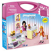 Playmobil 5631 City Life Food Shop Carry Case