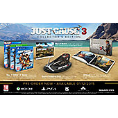 Just Cause 3 Collectors Edition (Xbox One)