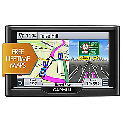 Garmin Nuvi 67LM Western Europe with Free Lifetime Map Updates