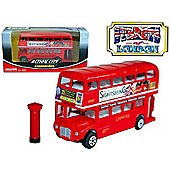 London Bus 5 Inches - Toys/Games