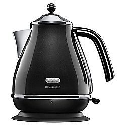 Delonghi Micalite Kettle Black
