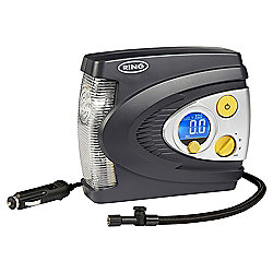 Ring RAC635 12v Preset Digital Air Compressor with LED Light
