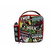 Avengers Comic Book Combo Lunchbag