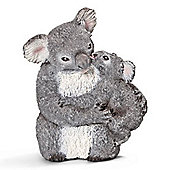 Schleich Koala Bear with Cub 14677