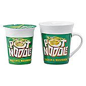 Pot Noodle Chicken Mug