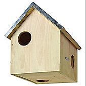 Fallen Fruits Squirrel House 100% FSC Wood