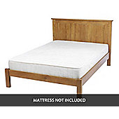 ValuFurniture Canterbury Oak 3ft Single Bed