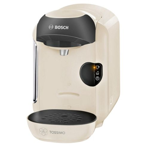 buy bosch tassimo vivy tas1257gb hot drinks and coffee machine cream from our pod capsule. Black Bedroom Furniture Sets. Home Design Ideas