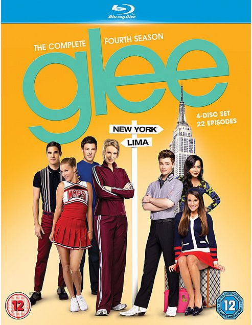 Glee - Season 4 (Blu-Ray Boxset)