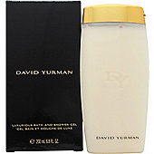 David Yurman Bath & Shower Gel 200ml