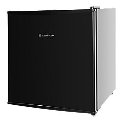 Russell Hobbs Freestanding Black Table Top Larder Fridge, RHTTLF1B