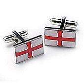 St George Cross Novelty Themed Cufflinks