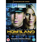 Homeland - Series 1 - Complete (DVD Boxset)