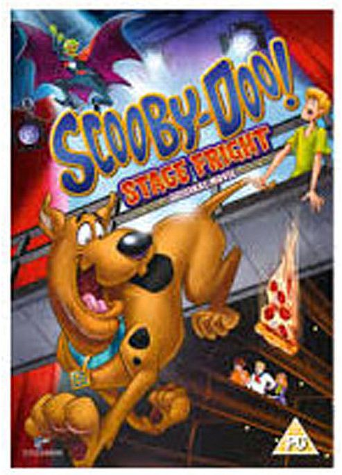 Scooby Doo: Stage Fright (DVD)