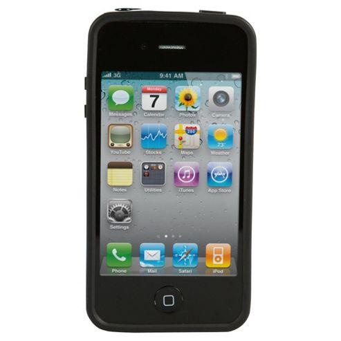 iLuv Regatta Dual Layer Case iPhone 4/4S Black