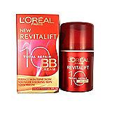 LOreal Revitalift Repair 10 BB Cream SPF 20 50ml-Light to Fair 50ml