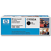 HP 121A Black LaserJet Toner Cartridge