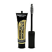 PaintGlow Neon Glow in the Dark Eye Mascara Invisible 15ml