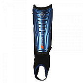 Grays Shield Shin guard - Blue - Blue