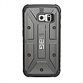 Samsung Galaxy S6 Edge UAG Mobile Phone Case In Ash/Black