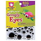 Googly Eyes 120pcs
