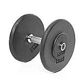 Body Power Pro-style Dumbbells 12.5kg (x2)