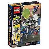 LEGO Super H Brainiac Attack 76040