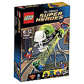 LEGO DC Super Heroes Superman: Brainiac Attack 76040