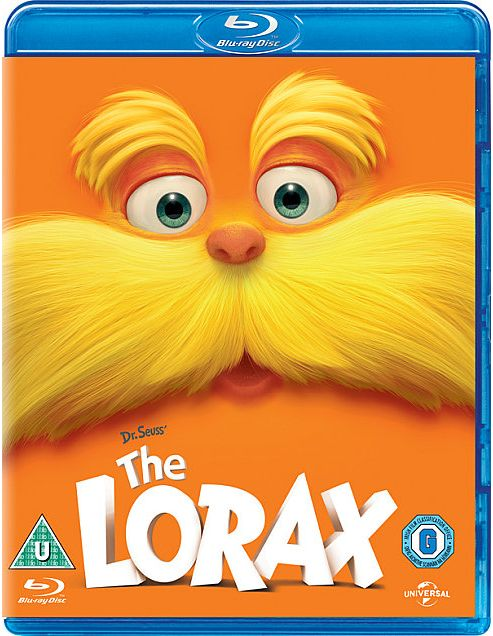 Dr. Seuss' The Lorax (2012) - Blu-Ray