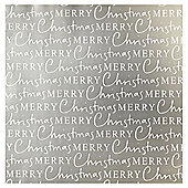 Snow Song Flat Wrap Pack 10 sheets