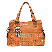 Il Tutto Frankie Tote Changing Bag Tan